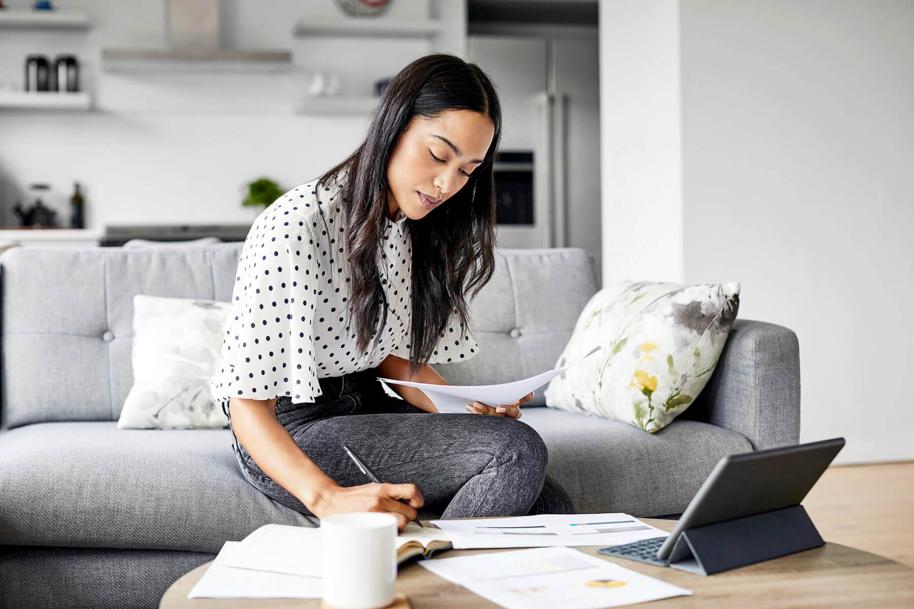 Blog 6 Questions to Ask Before Getting a Loan or CC